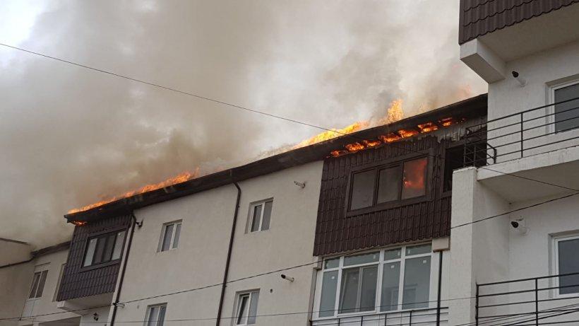 Declarația cutremurătoare al unui locatar alblocului ars din Chiajna: Dezvoltatorul a fugit. Apartamentul e sută la sută ars