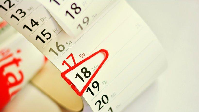 Câte zile libere mai au românii până la sfârşitul anului