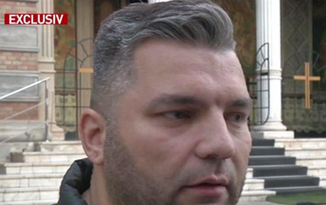 Cine e preotul și-a dat foc în fața Catedralei Mântuirii Neamului