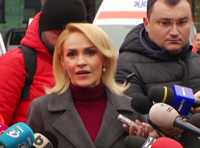 Ambulanța București primește zece mașini noi. Anunțul făcut de Gabriela Firea