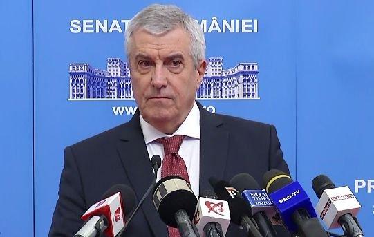 Călin Popescu Tăriceanu, declarații după audierile de la Comisia juridică: Procurorii nu au niciun fel de probă. Suspiciunile nu pot ține loc de probe