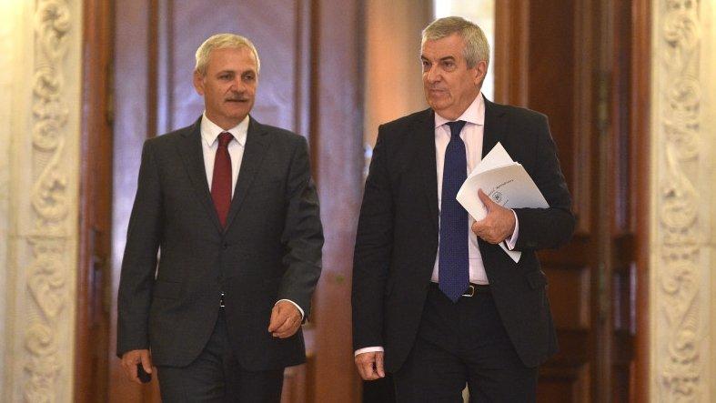 Liviu Dragnea și Călin Popescu Tăriceanu, întâlnire de ultim moment. Ce vor discuta liderii coaliției PSD-ALDE