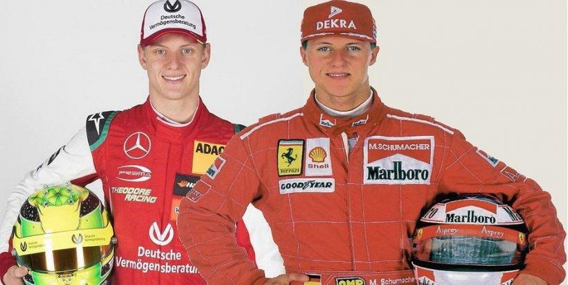 Veste uriaşă pentru familia Schumacher! Cu toţii sunt în culmea fericirii