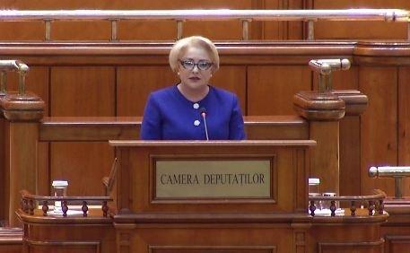 Reacția Vioricăi Dăncilă, după discursul lui Iohannis: Poți să critici, să îți exprimi nemulțumirile, dar trebuie să dai dovadă de responsabilitate în declarații