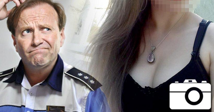 Şef din Poliţie, înregistrat în timp ce întreţinea relaţii intime cu o prostituată celebră! A încercat să şteargă toate urmele, dar amanta a fost mai deşteaptă decât organul