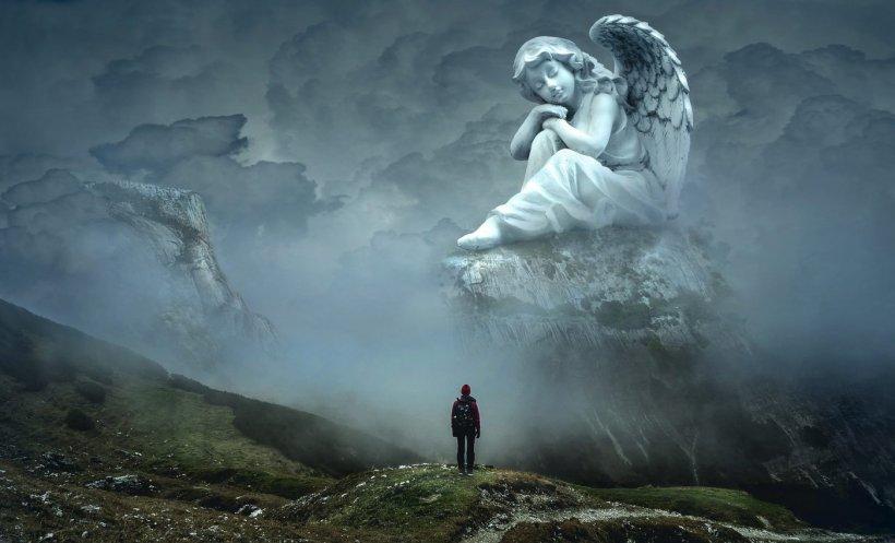 Poveste cu tâlc. O femeie rea moare și ajunge în Iad. Îngerul ei păzitor încearcă să găsească un lucru bun făcut de ea ca să poată să o scape. Când a dat de ceva, speranțele i-au fost năruite. E incredibil ce a urmat