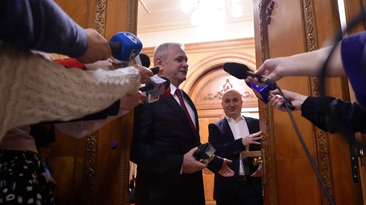 Ștefănescu: PSD va da OUG pe amnistie și grațiere