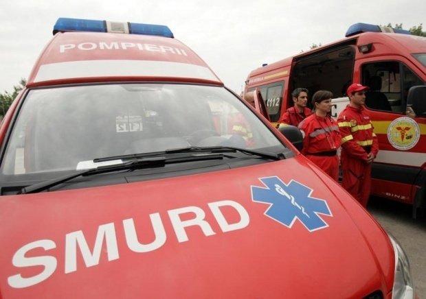 CENTENARUL MARII UNIRI. Panică la Buzău, de Ziua Națională. Un militar a fost preluat de ambulanţă şi dus la Spitalul Judeţean