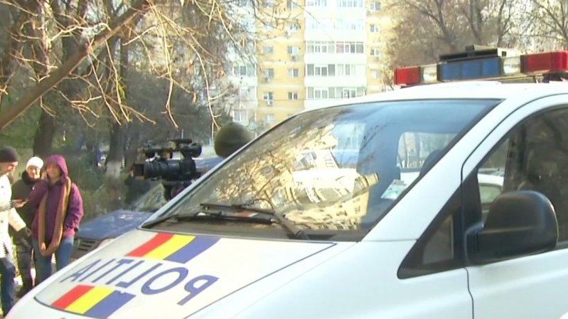 Un bărbat a fost înjunghiat mortal în Capitală. Primele imagini de la locul crimei - VIDEO