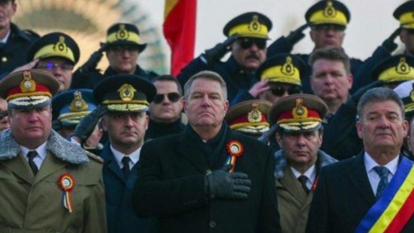 Cine sunt generalii lui Klaus Iohannis