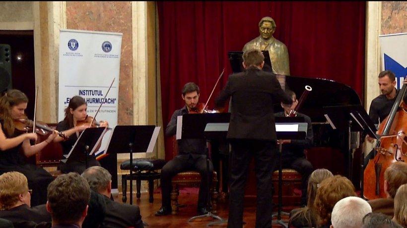 Concert de excepţie pentru a marca 70 de ani de relaţii diplomatice între România şi Israel