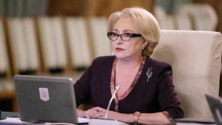 Dăncilă, declarație după ședința cu Dragnea: L-am sunat pe Iohannis. Vom face sesizare la CCR pe tema remanierilor 16
