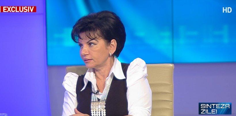 Avocatul Alice Drăghici, discurs dur la adresa liberalilor: Ar fi cea mai mare nenorocire pentru PNL să treacă moțiunea de cenzură. Ce vreți cu țara asta? Habar nu aveți 72