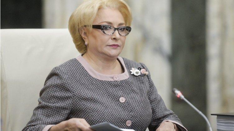"""Viorica Dăncilă, despre afirmațiile lui Klaus Iohannis:""""A venit cujigniri care nu trebuie făcute de nimeni. Nu numai împotriva primului ministru, ci împotriva oricei femei"""" 72"""