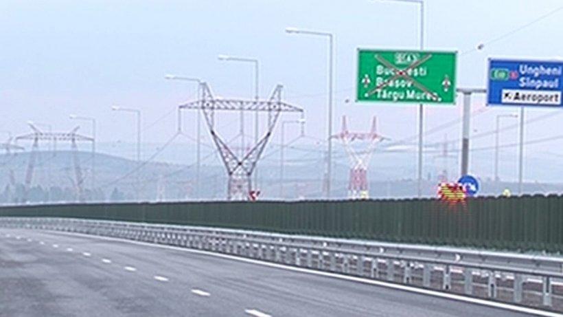 CNAIR mai dă o lovitură. Un lot din Autostrada Transilvania, inaugurat după patru ani