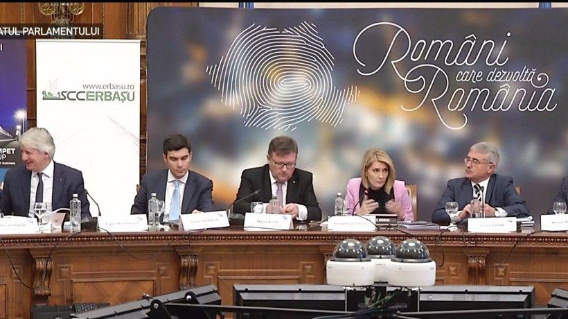 Cum sprijină autorităţile investitorii autohtoni. Imagini de la ''Forumul Capitalului Românesc'' - VIDEO