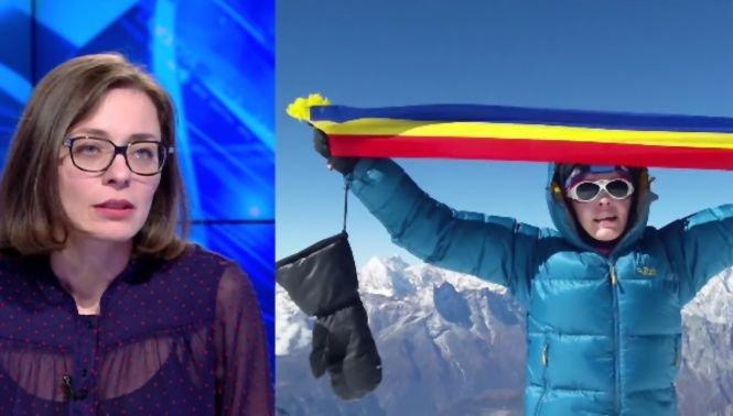 Eroina zilei. Laura Mareş, prima femeie din România care a ajuns pe vârful Ama Dablam din Himalaya