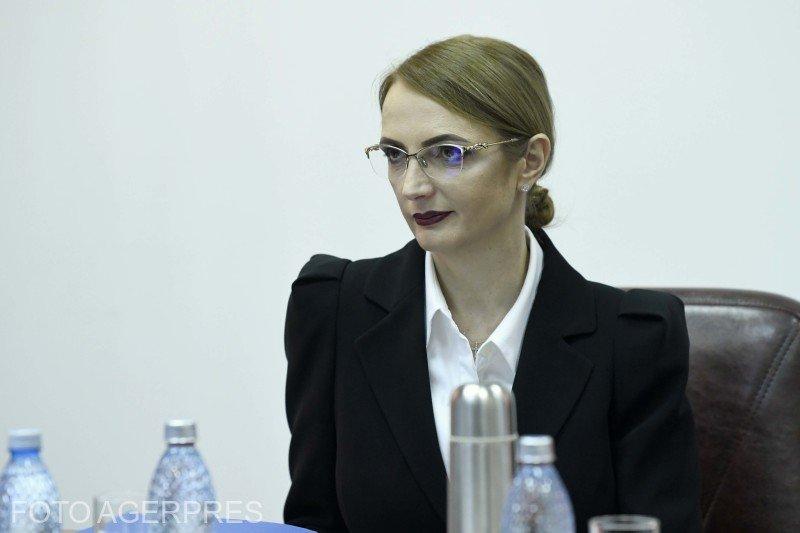Judecătoarea Lia Savonea, noul preşedinte al Consiliului Superior al Magistraturii