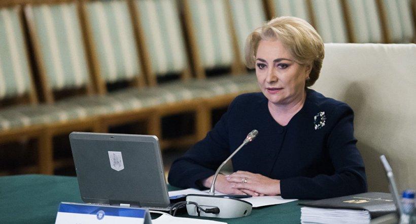 Viorica Dăncilă, despre Alianţa Vestului: Nu se poate spune că Guvernul nu sprijină primarii 72