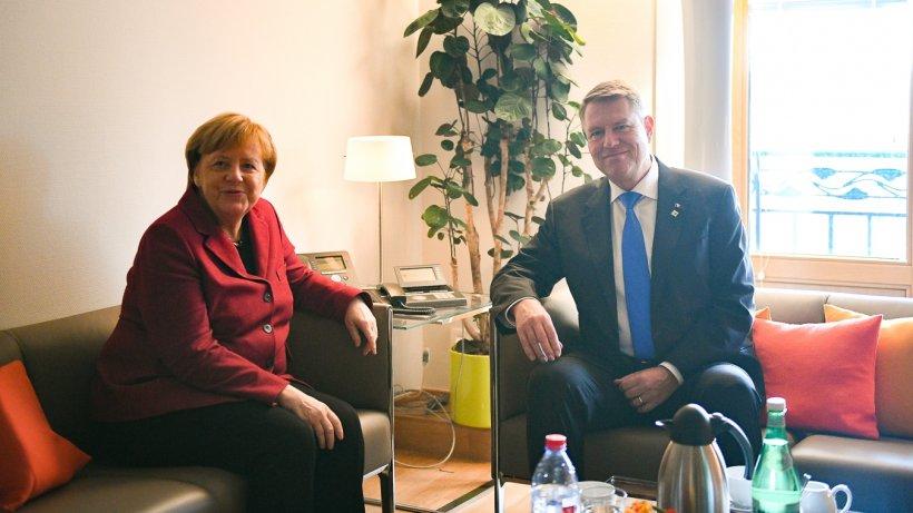 Sinteza Zilei. Secretul Iohannis - Merkel, devoalat 16