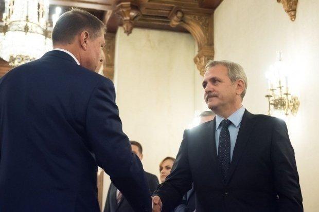 """Dragnea face acuzații incendiare: """"Preşedintele Iohannis e doar o păpuşă, nu e păpuşar. E un preşedinte cu cheiţă"""" 534"""
