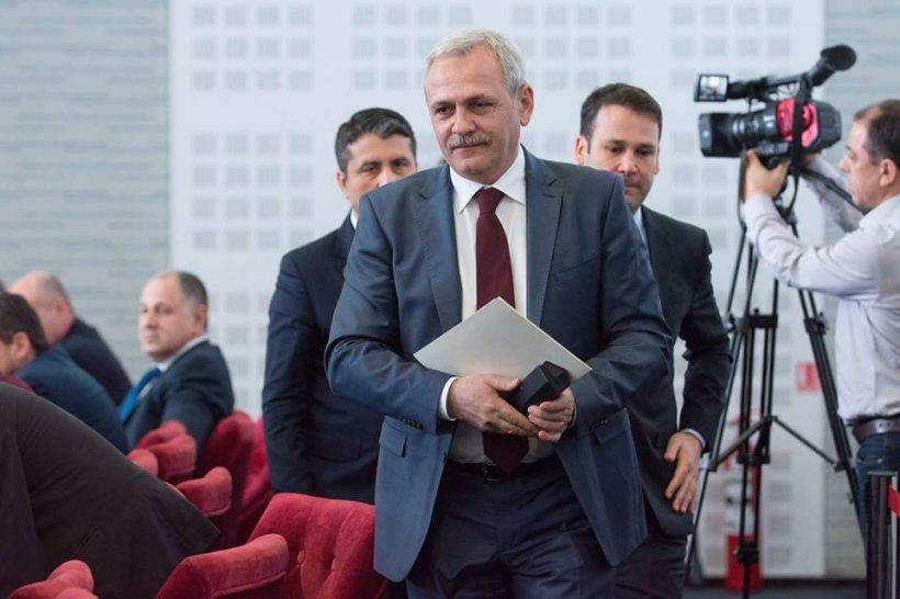 Liviu Dragnea, atac la şefii serviciilor secrete: Unde e patriotismul când văd finanţatori de acţiuni anarhiste?