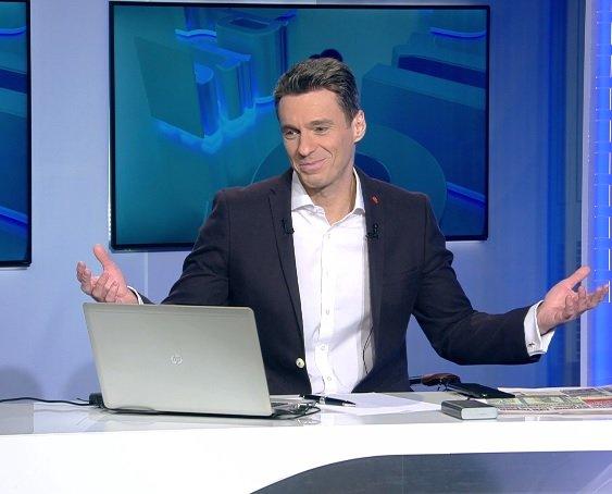 """Clipul viral cu care și-a început Mircea Badea emisiunea: """"Nu există nimic mai tare de atât!"""""""