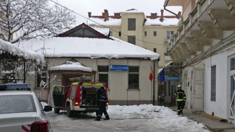 Sediu PSD, incendiat înainte de moțiunea de cenzură 16