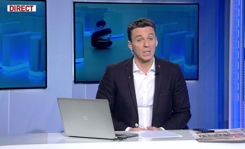 """Mircea Badea, despre cum a fost prins Marian Godină cu 113 km/h: """"Iresponsabil complet"""""""