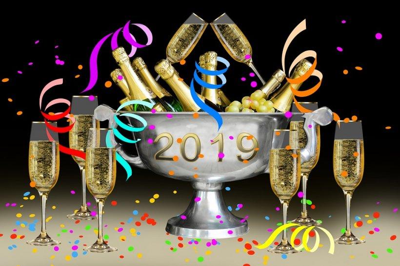 La mulți ani, 2019! Cele mai haioase sms-uri de ANUL NOU
