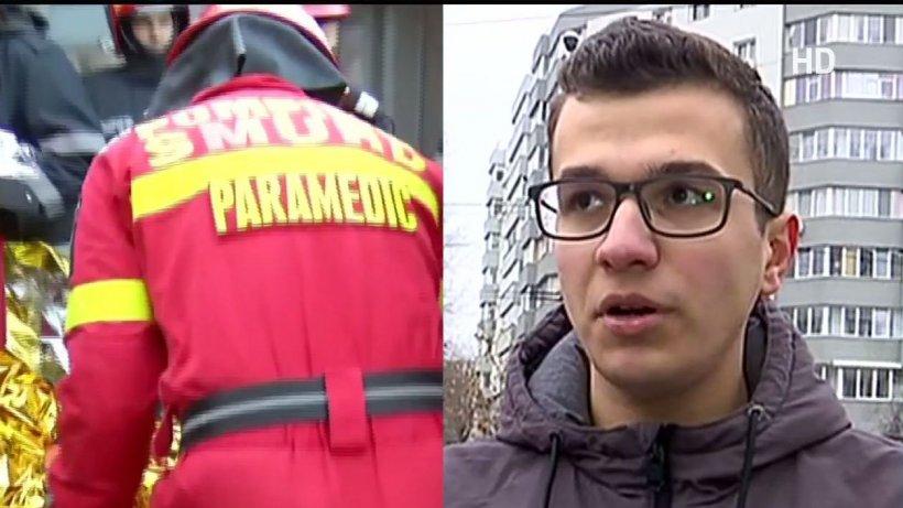 Mărturia cutremurătoare a voluntarului care a intervenit pentru salvarea tânărului de la metrou - VIDEO