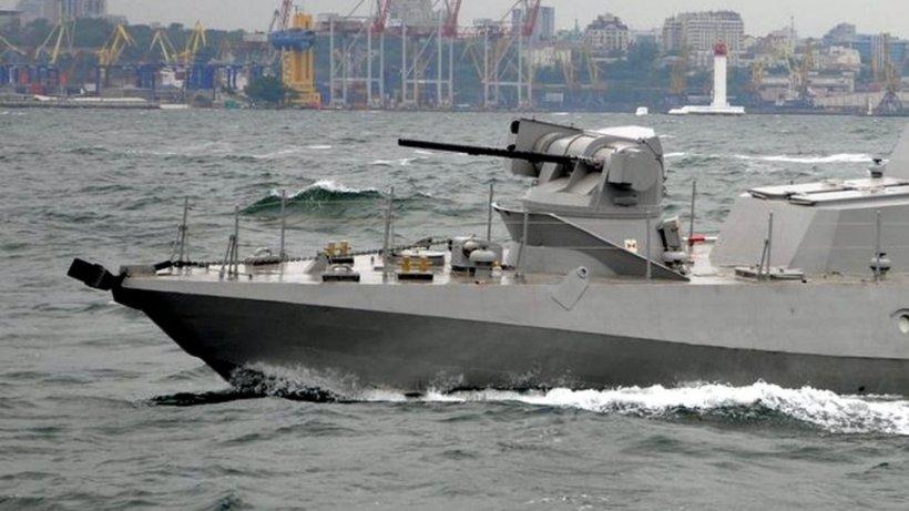 Alertă în Marea Neagră! Rusiamonitorizează activităţile unei nave militare americane aflate în portul Constanţa