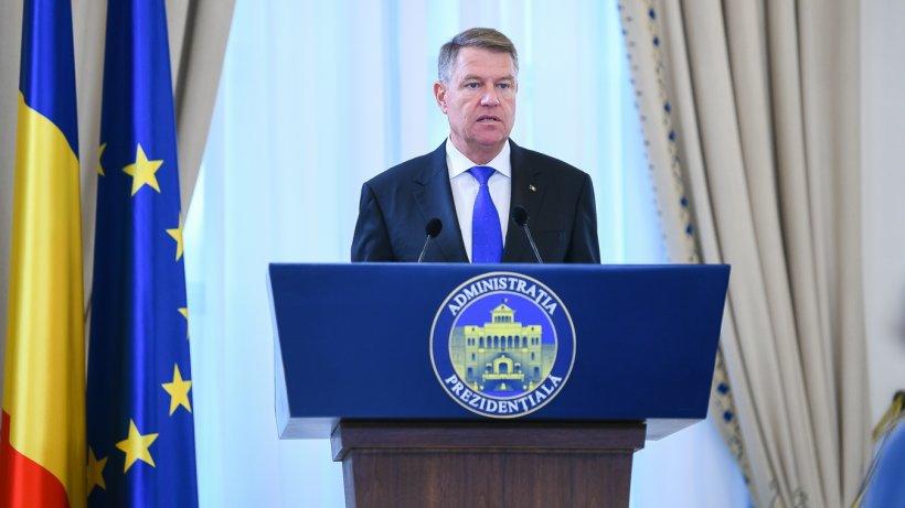 Klaus Iohannis atacă la CCR proiectul de lege care le dă puteri sporite poliţiştilor