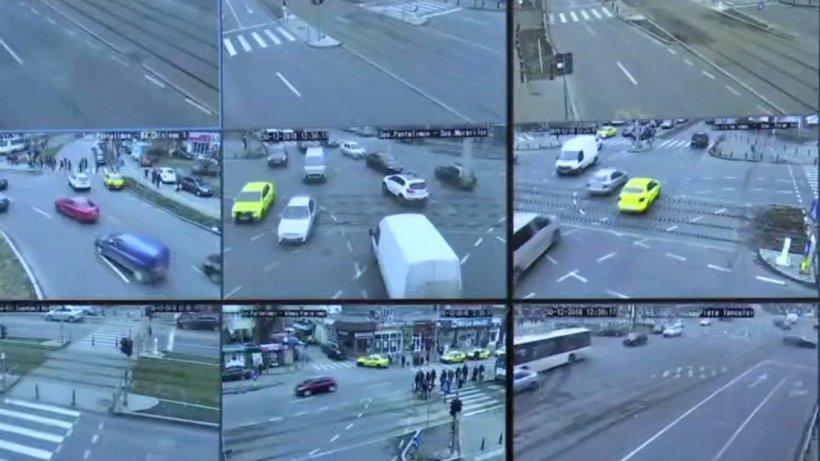 Războiul semafoarelor din București continuă. UTI, atac dur la Primăria Capitalei