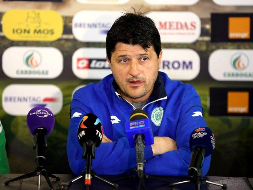 Schimbare de antrenor în Liga I. Concordia Chiajna a numit al treilea tehnician în acest sezon