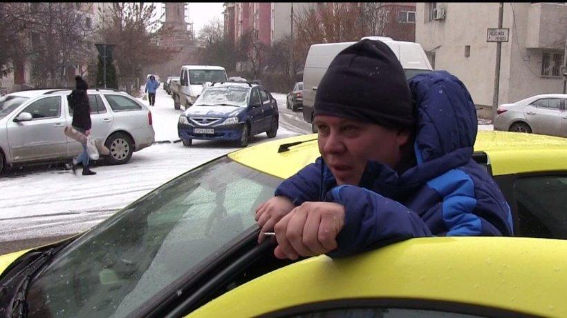 Un taximetrist din Vaslui susţine că i s-a pus pistolul la cap, în trafic: ''Am început să tremur, nu am mai putut să vorbesc''