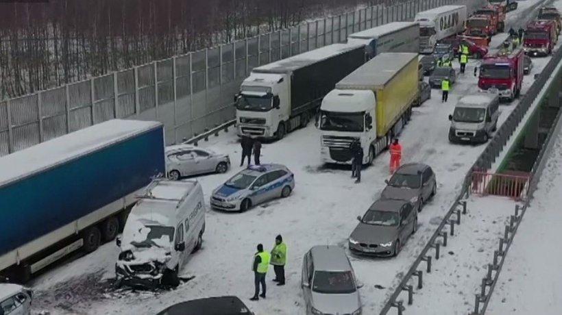 Iarna face ravagii în Europa. Atenţionare MAE pentru Austria, Grecia şi Olanda