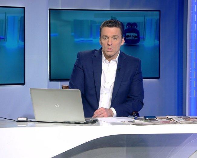 Mircea Badea explică de ce numără zilele până la alegeri