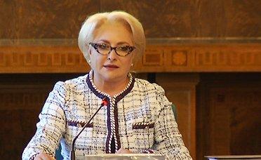 """Viorica Dăncilă: """"Suntem pregătiți tehnic și politic pentru preşedinţia Consiliului Uniunii Europene"""""""