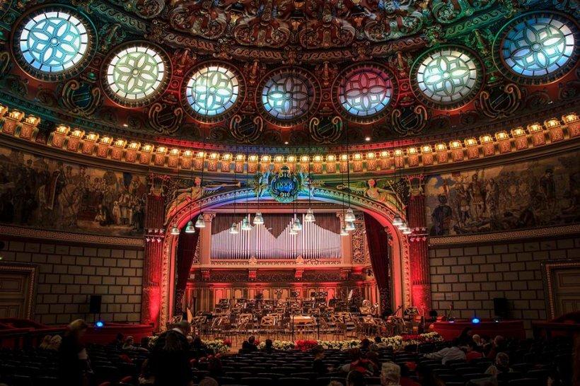 Concert la Ateneul Român ce marchează începerea preşedinţiei Consiliului UE