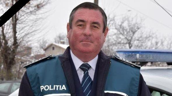 El este polițistul criminalist care a murit după ce a făcut accident vascular cerebral la birou. Ion Păun avea 42 de ani, iar toți colegii lui îl plâng