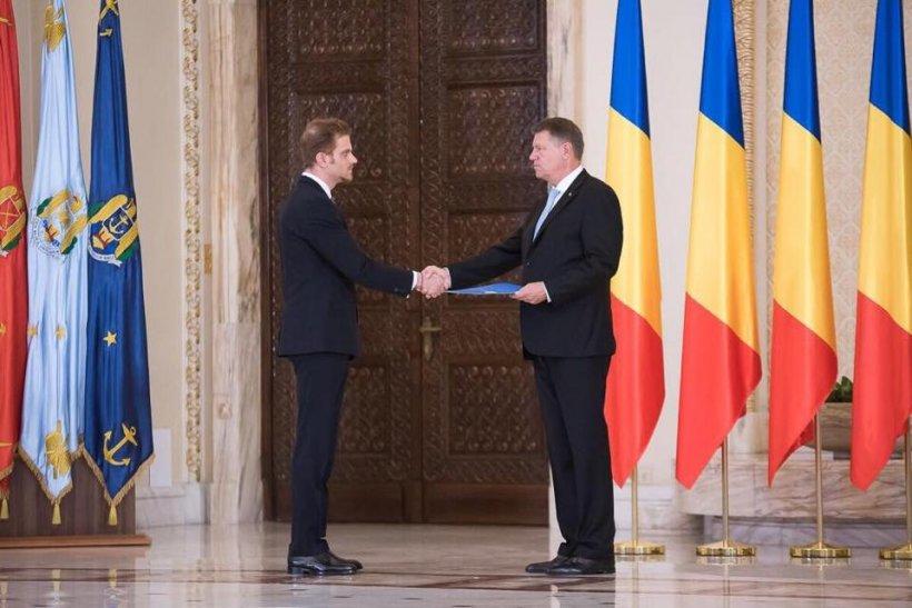 Ilan Laufer, replică dură pentru Klaus Iohannis: Îndeplinesc toate prevederile legale ca săfiu membru al Guvernului României
