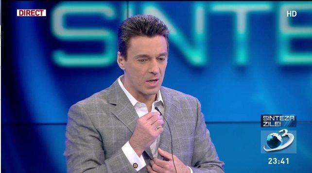 Mircea Badea: Mi-am văzut copilul într-o celulă cu zăbrele