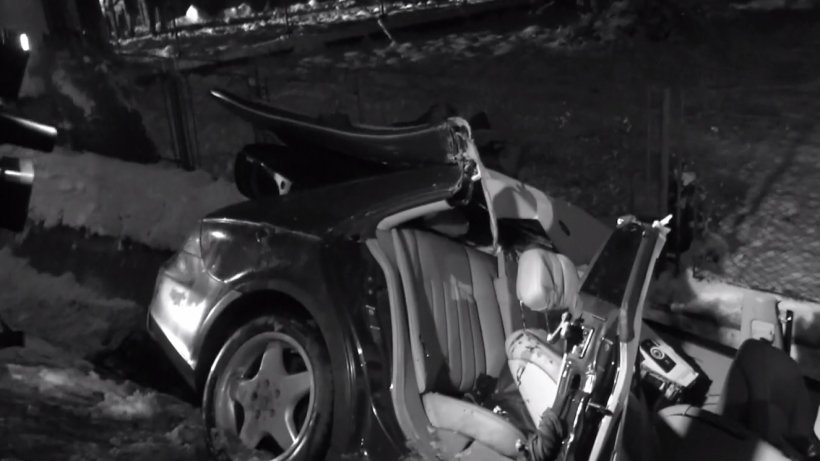 O miss boboc a murit într-un accident terifiant! Cine era la volan - FOTO