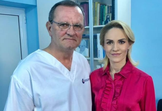 Gabriela Firea anunță a fost bolnavă. Primarul le mulțumește medicilor de la Cantacuzino și Colentina