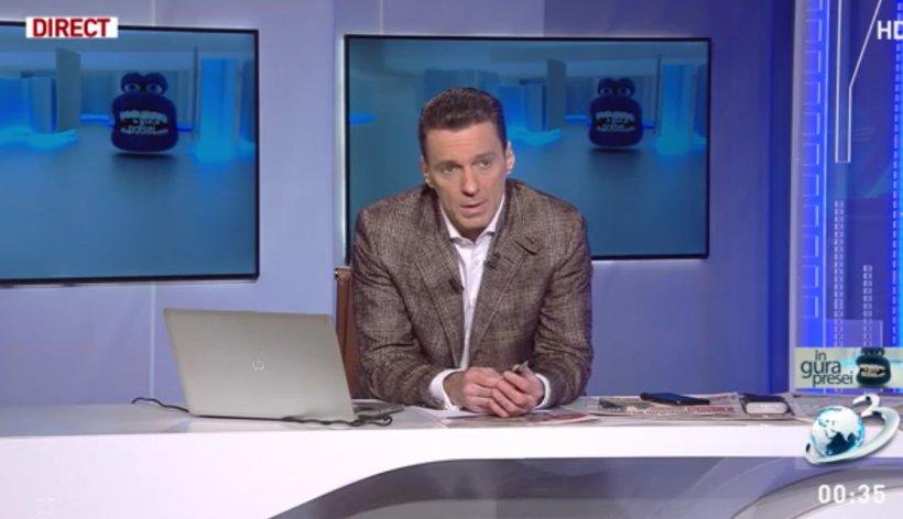 """Mircea Badea, despre refuzul lui Iohannis de a-i numi pe Vasilescu și Drăghici: """"Este o țară în care poate face ce vrea el pentru că nu există legi"""""""