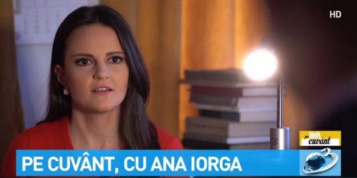 Pe cuvânt, cu Ana Iorga. Eminescu încă îi cucerește pe adolescenți