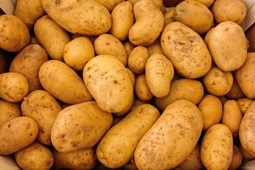 Val de scumpiri fără precedent. Prețul cartofilor a crescut cu 40%