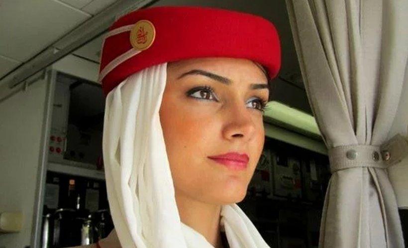 Andreea era stewardesă în Orient când a fost remarcată de familia regală din Emiratele Arabe. Ce i-au propus imediat când au zărit-o!