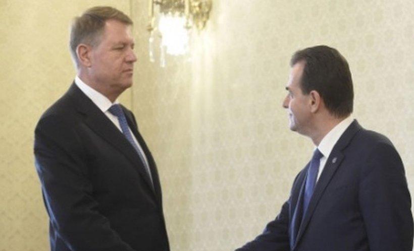 Klaus Iohannis și liderii PNL, discuții despre alegerile europarlamentare